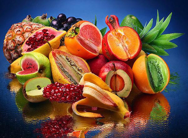 Ѽ❀❀❀Ѽ Экзотические фрукты – кладезь витаминов и минералов  63-1210