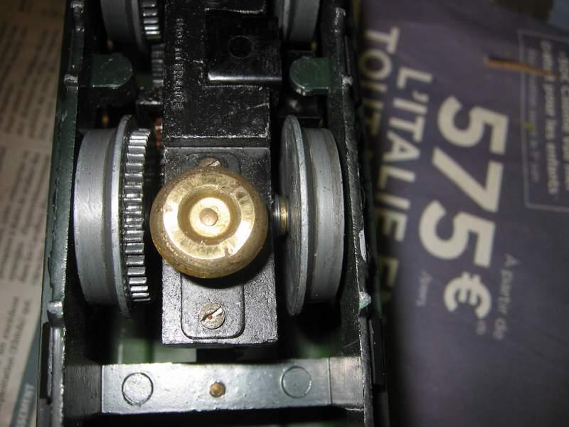 BB 8101 JEP 6069L: Problème de passage sur les aiguillages Img_8412