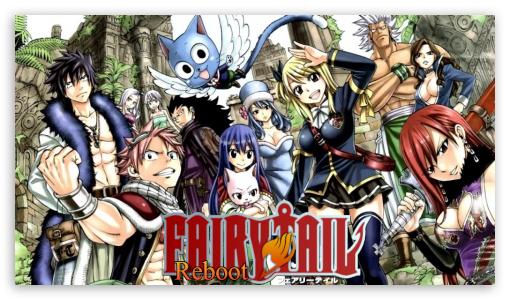 Fairy Tail: Reboot RPG