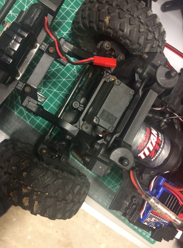 My TRX4 project Img_4119