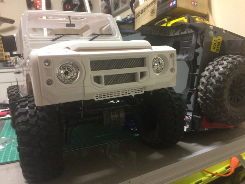 My TRX4 project Img_4312