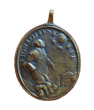San Ignacio de Loyola / S. Francisco Javier, (R.M. SXVIII-O362) 114