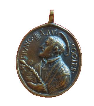San Ignacio de Loyola / S. Francisco Javier, (R.M. SXVIII-O362) 214