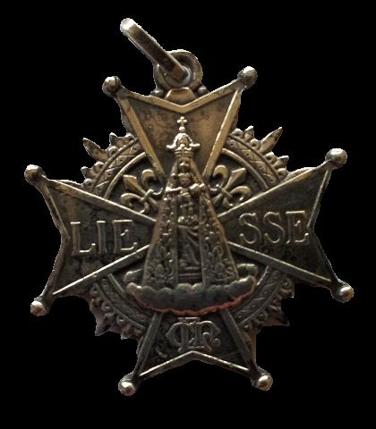 Cruz souvenir de Notre Dame de Liesse,  S. XX-XXI 2210