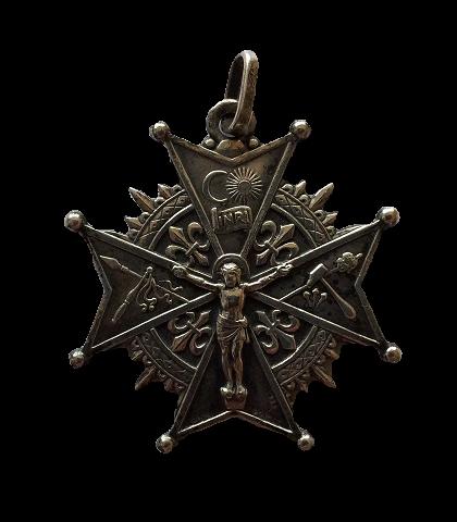 Cruz souvenir de Notre Dame de Liesse,  S. XX-XXI 2a12
