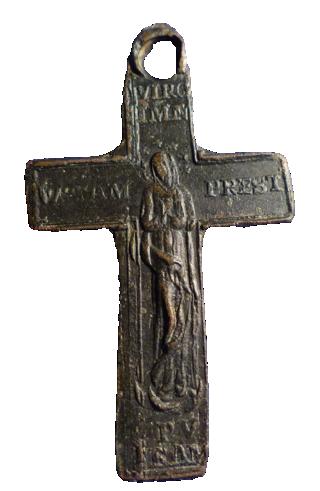 Crucifijo  Maria Inmaculada 55a12