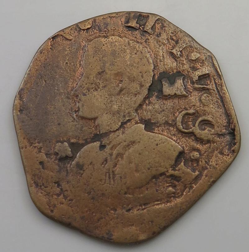9 caballos Felipe IV ceca de Nápoles 1630  1630_d11