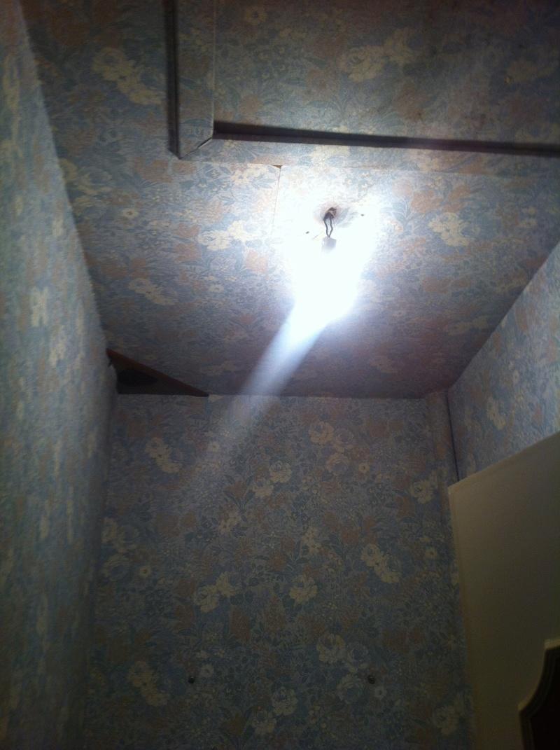 reno WC ----> pose WC suspendu Geberit 10710