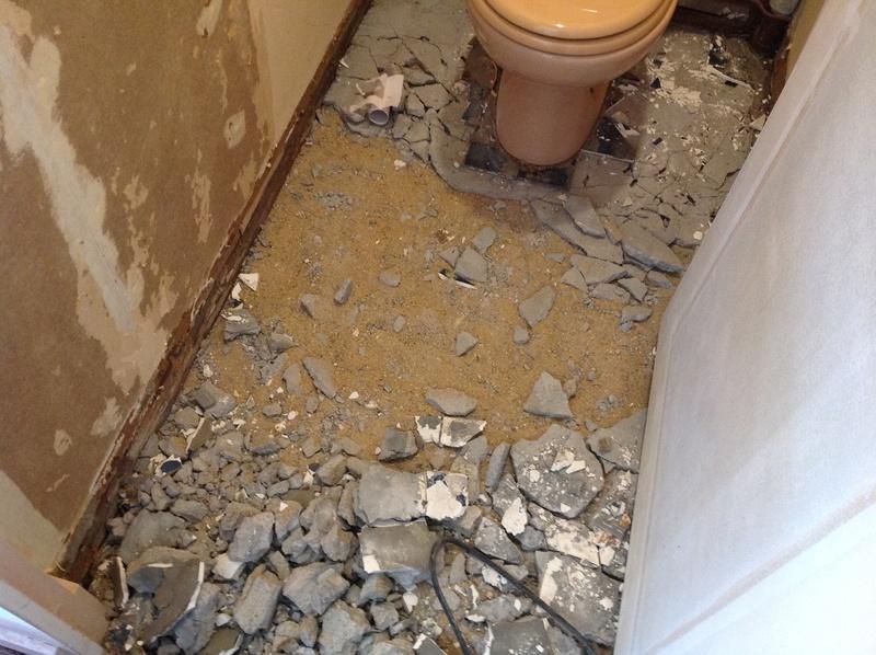 reno WC ----> pose WC suspendu Geberit Img_1513