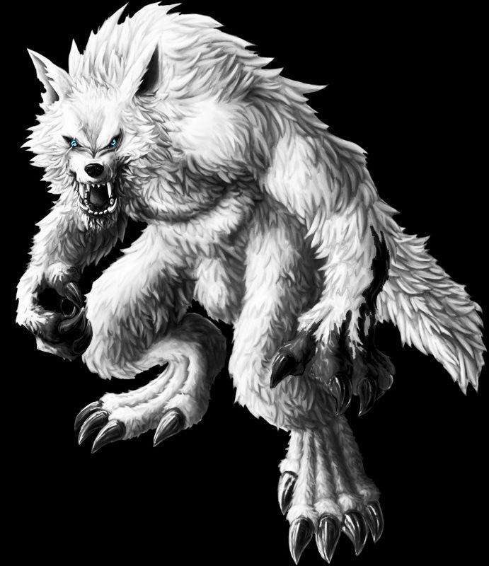 [O Inverno Infinito, O Presente Roubado e os Lobos] Crinos11