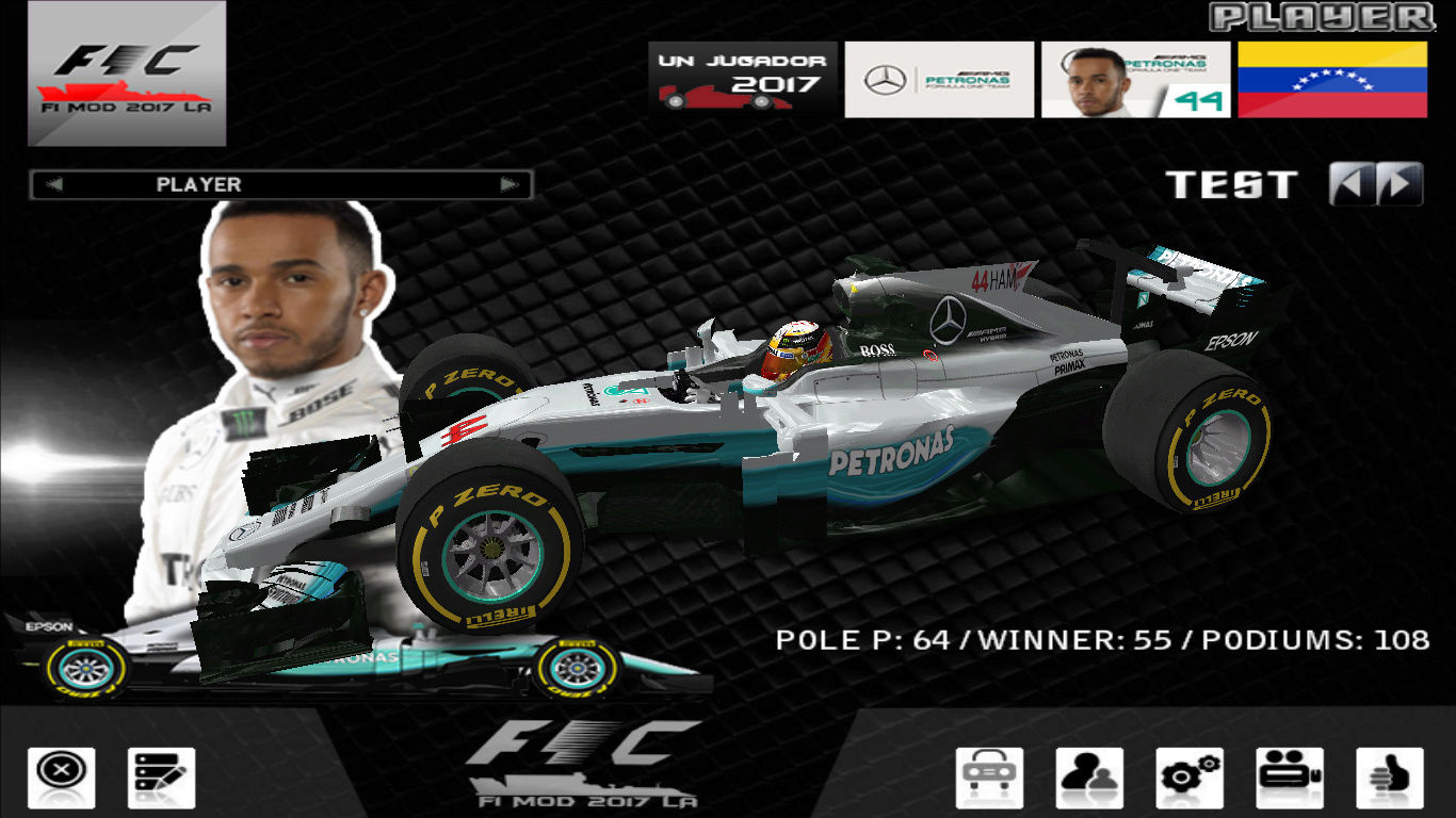 F1 challengue 2017 Mod LA Version 3 F1201710