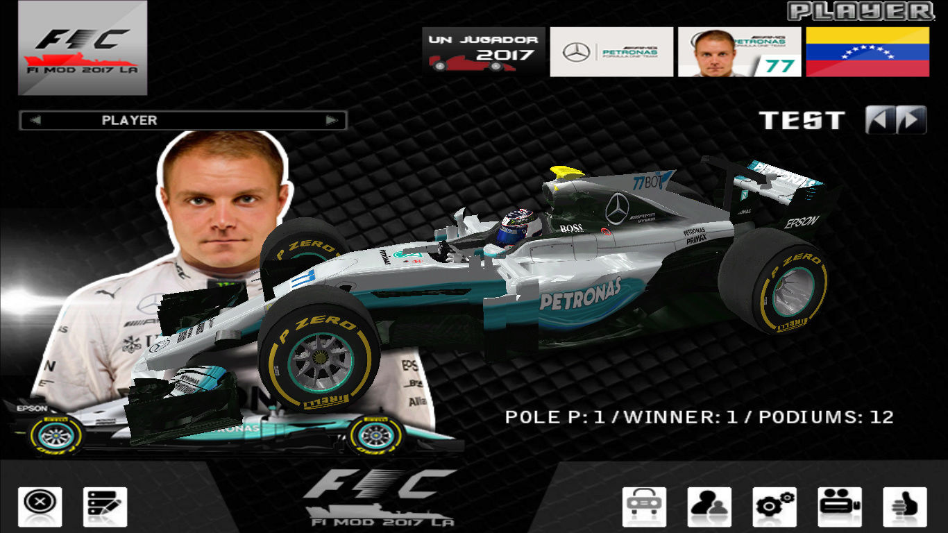 F1 challengue 2017 Mod LA Version 3 F1201711
