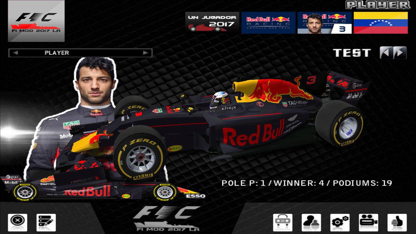 F1 challengue 2017 Mod LA Version 3 F1201715