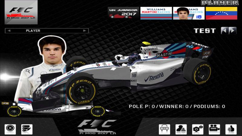 F1 challengue 2017 Mod LA Version 3 F1201716