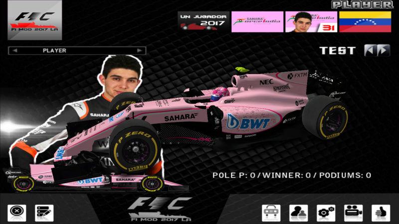 F1 challengue 2017 Mod LA Version 3 F1201721