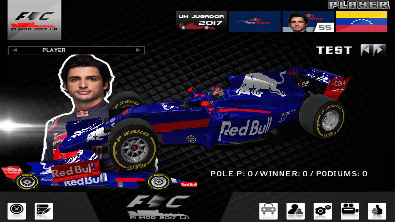 F1 challengue 2017 Mod LA Version 3 F1201722