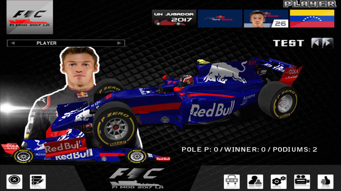 F1 challengue 2017 Mod LA Version 3 F1201723