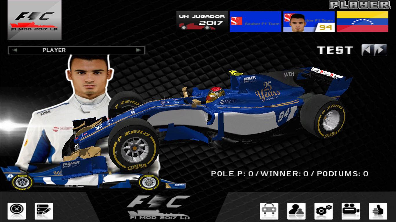 F1 challengue 2017 Mod LA Version 3 F1201729