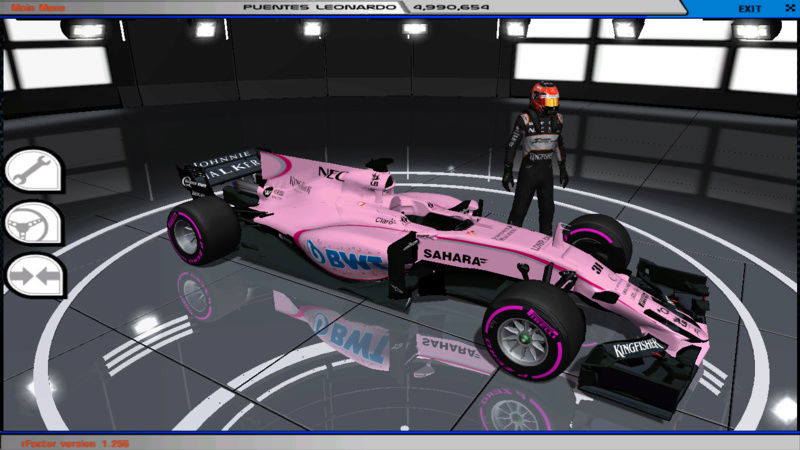 F1 Superleague Rfactor 2017 Rfacto13