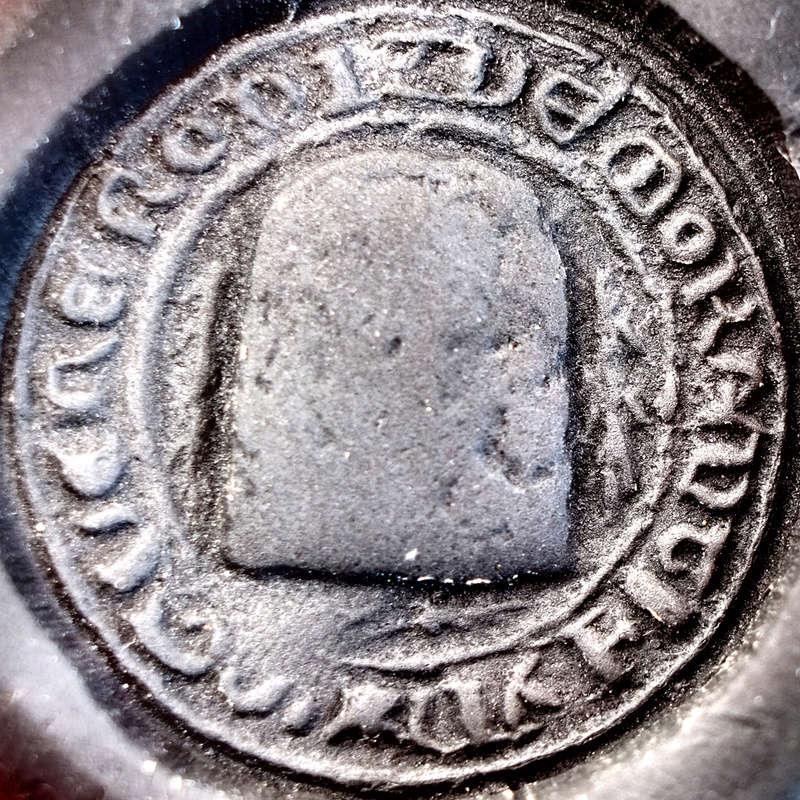 Sello y leyenda en el mismo a identificar Dscf5211