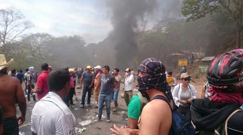 A la MACCIH acudiran pobladores de Reitoca , a denunciar al ministerio publico Reitoc10