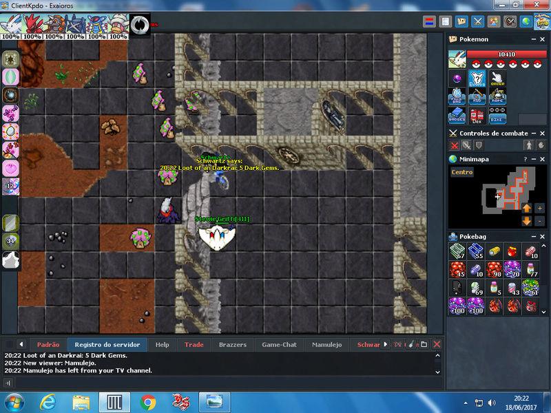 Lendarios matado por mim xD Dark11