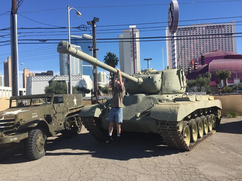 When in Vegas.... 10-23-27