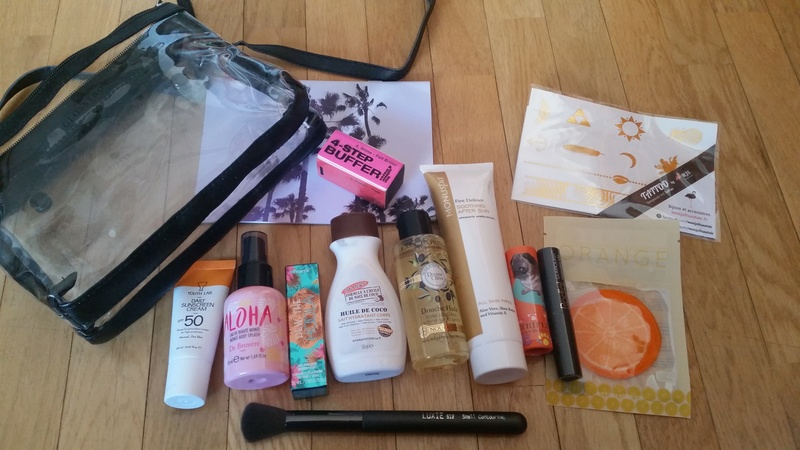 [Juillet / Aout 2017] Glossybox      - Page 5 20170710