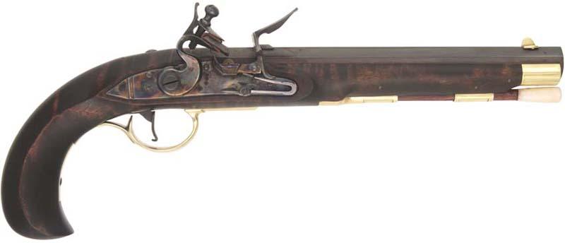 Pistola de pedernal hallada en cueva de Sonora Kentuc10