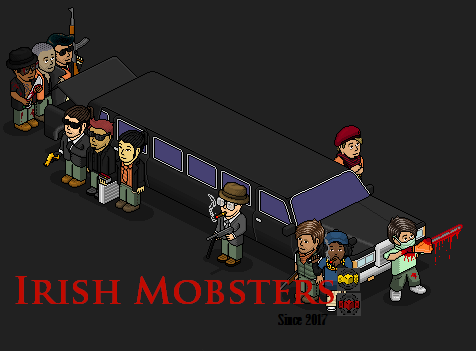 Irish Mobsters Family