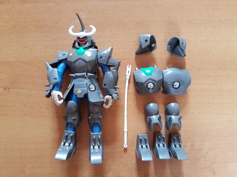 Pezzi armature 5 samurai. Super aggiornamento. 20170823