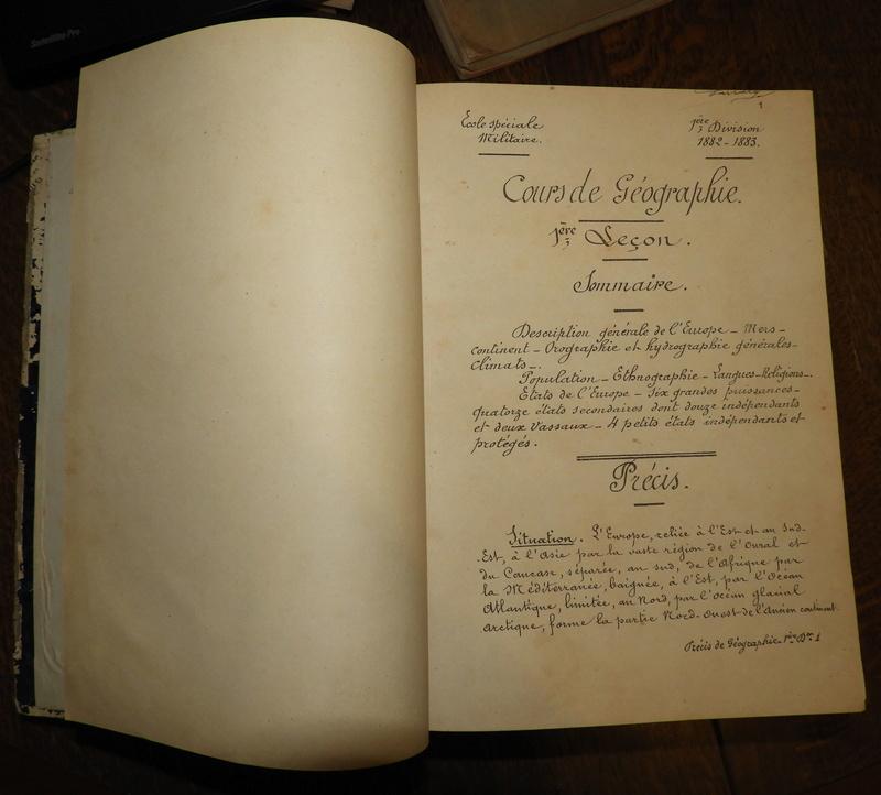 Un aperçu de ma collection de documents 1882b10