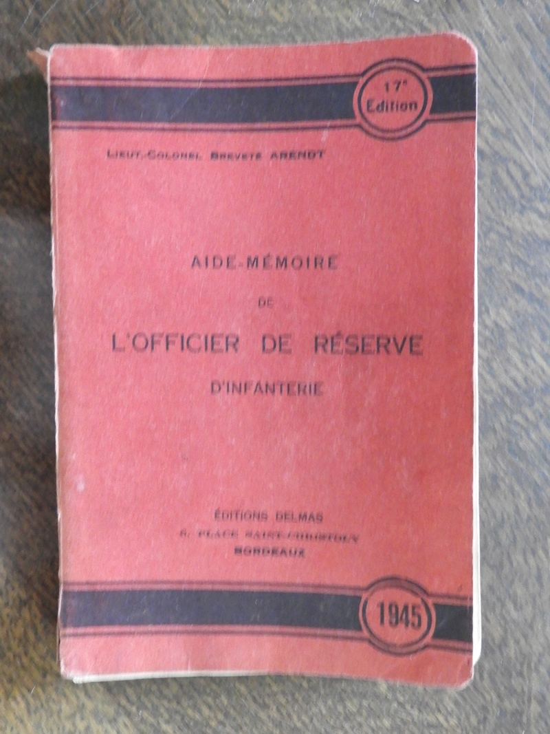 Un aperçu de ma collection de documents 194510