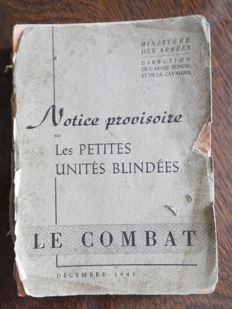 Un aperçu de ma collection de documents 1945a10