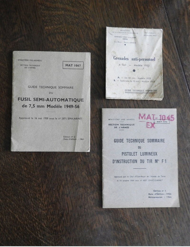 Un aperçu de ma collection de documents Dscn1913