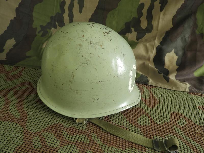 US M1 helmet Dscn2812