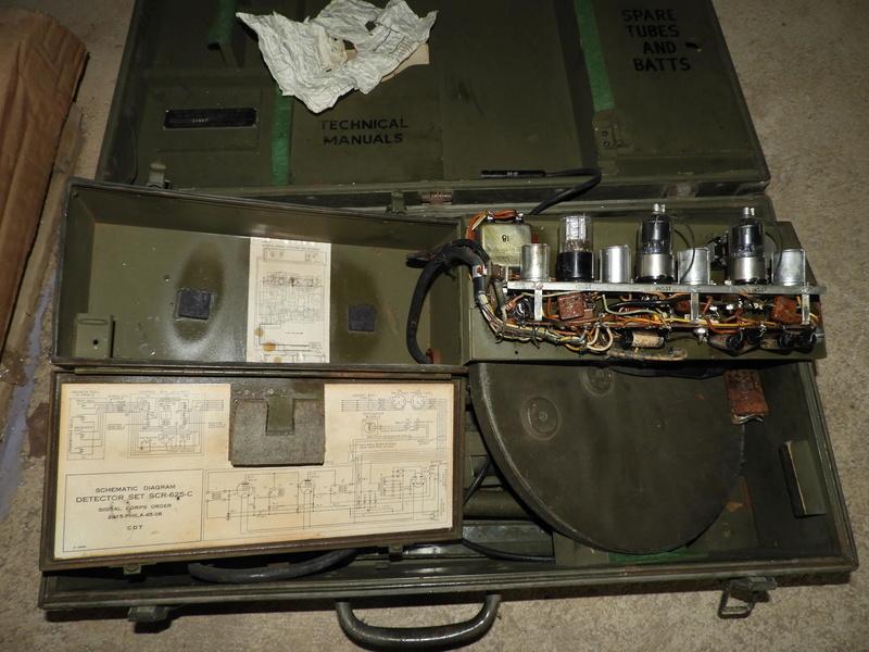 Détecteur de mine SCR625 Dscn2914