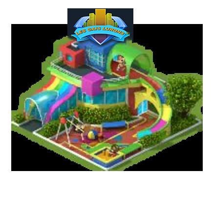 Le jardin enfants