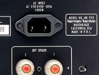 Conexión a tierra del amplificador Captur10