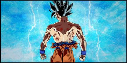 [COMMANDE ON] Galerie GFX Goku211