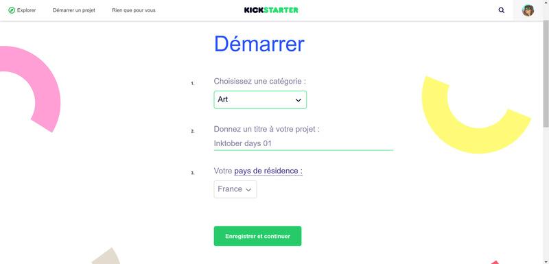 Premier kickstarter : l'aventure  Sans-t11