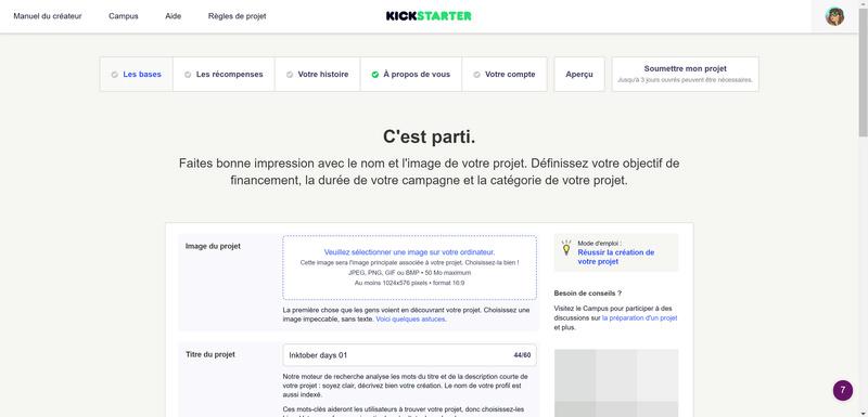 Premier kickstarter : l'aventure  Sans-t12