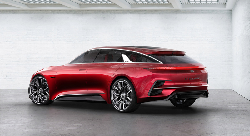 Kia Proceed Concept Procee10