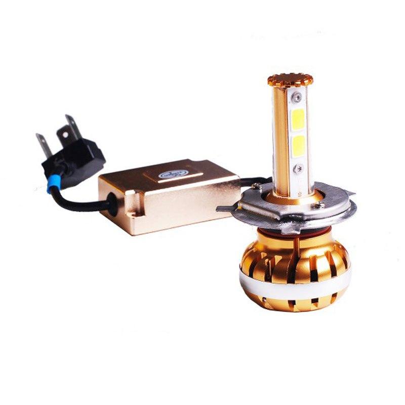 Test et pose de l'ampoule LED BI H4 ventilée (code et phare) TecnoGlobe - Page 2 Tg_feu10