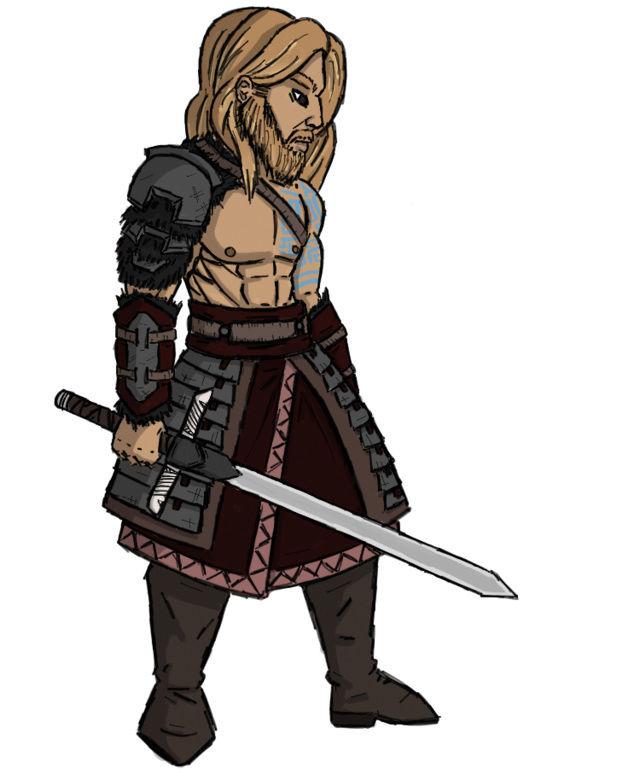Sumarios fils de Ségovèse, Barbare cynique  Sumari11