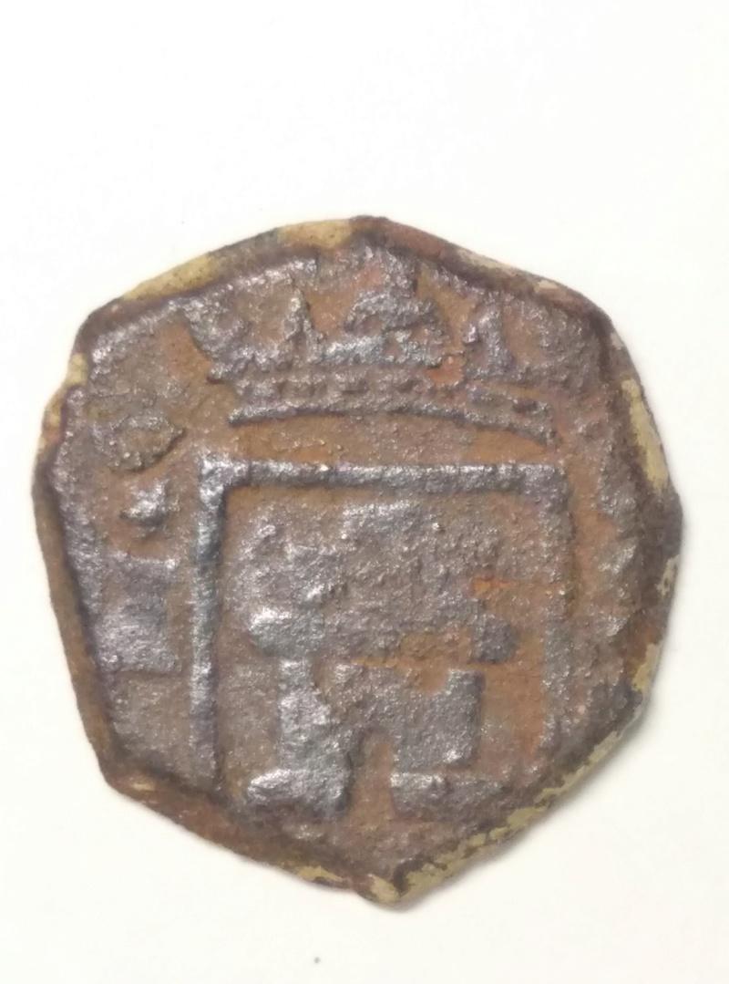 2 Maravedís de Carlos II , Ceca de Cuenca, 1680. Img_2010