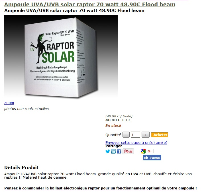 solar raptor / reptil expert  Ampoul10