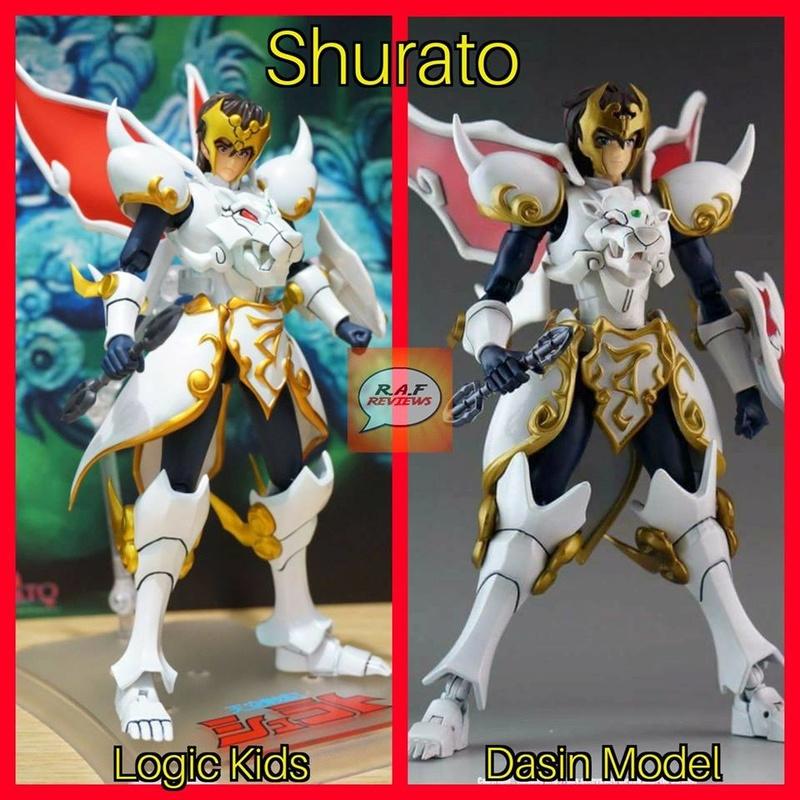 Tenku Senki Shurato (Great Toys / Dasin) - Page 2 21463010