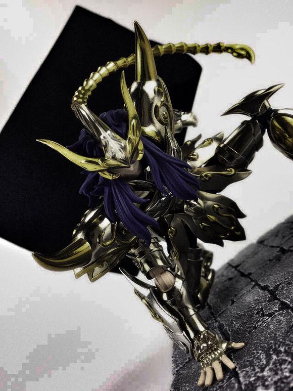 [Comentários] Saint Cloth Myth EX - Soul of Gold Milo de Escorpião - Página 3 87c3b211
