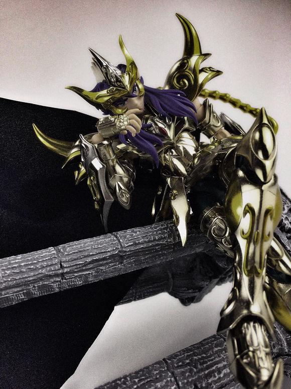 [Comentários] Saint Cloth Myth EX - Soul of Gold Milo de Escorpião - Página 3 9464b710